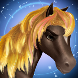 Horse -constellation taurus- taurus a