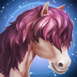 Horse -constellation cancer- cancer a