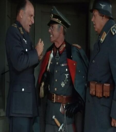 General reichsneider (carter), klink and schultz