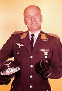 Colonel Klink Portrait