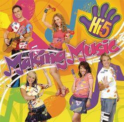 Hi-5 Making Music