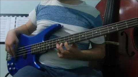 Fizzy - Hi 5 Bass Cover