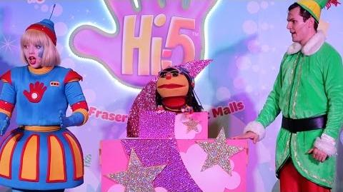 Christmas Fun with Hi5 Chatterbox Show