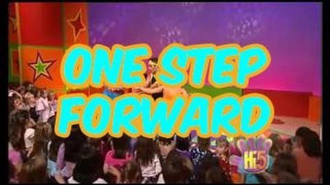 One Step Forward - Hi-5 - Season 4 Song of the Week