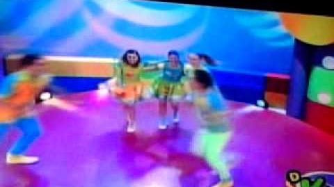 Hi-5 Fiesta Cancion (¿Ya llegamos? intro)