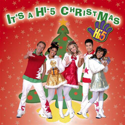 CD It's a Hi-5 Christmas USA