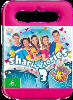 Sharing Stories dvd 3