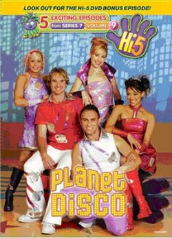 Hi-5 Planet Disco Episodes