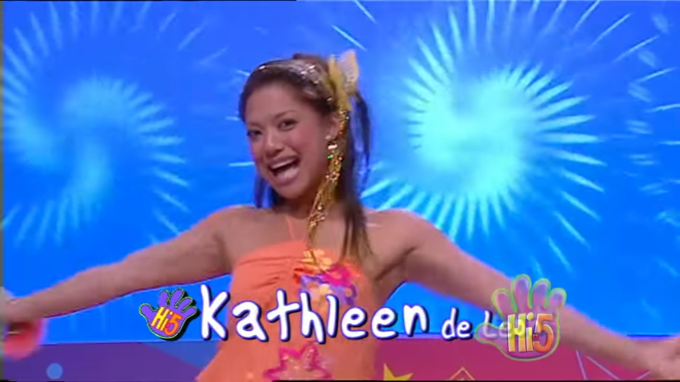 Image Kathleen Some Kind Of Hi 5 Tv Wiki Fandom Powered By Wikia