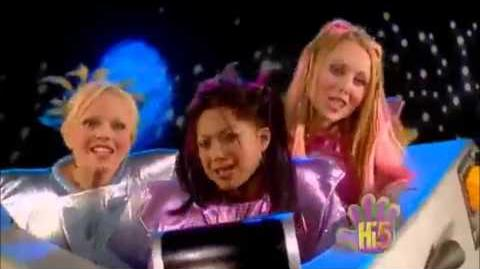 Hi-5 - Hi-5 Base To Outer Space (Ending Version)