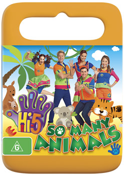 So Many Animals dvd