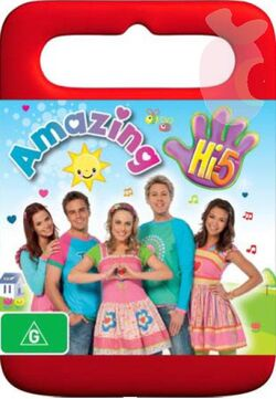 Amazing dvd