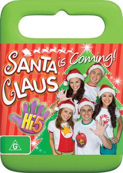 Santa Claus Is Coming dvd