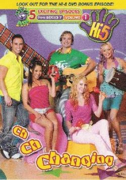 Hi-5 Ch Ch Changing Episodes