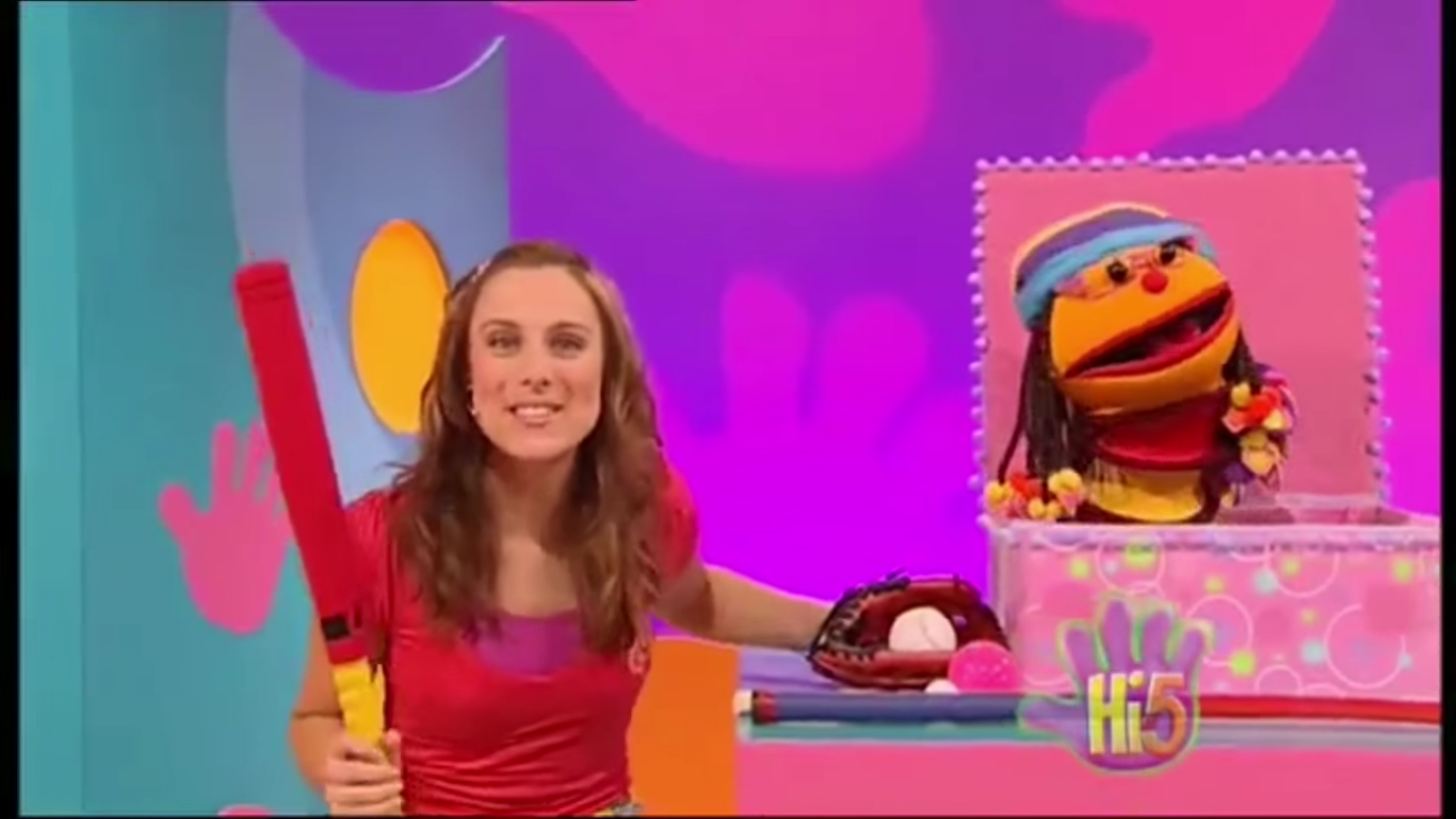 Hi-5 Series 11, Episode 8 (Being Sporty)