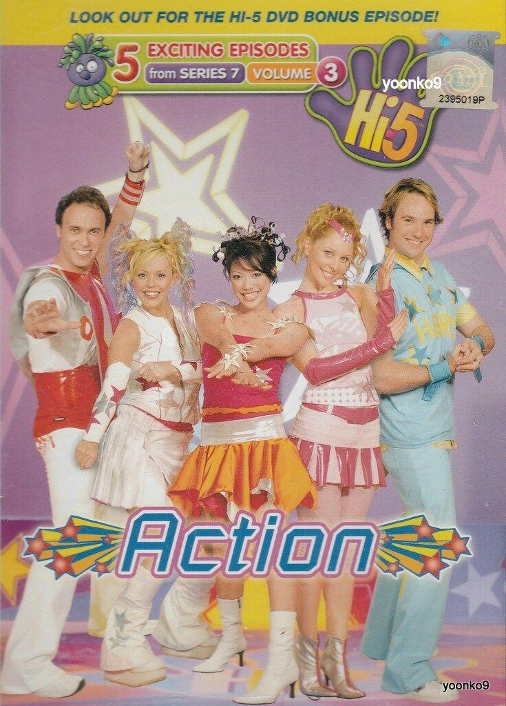 Hi-5 Action Hero Episodes