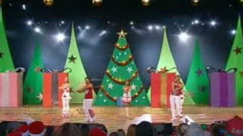 Hi-5 Xmas Concert 2002 - Jingle Bells