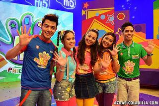 Hi-5 Philippines Cast