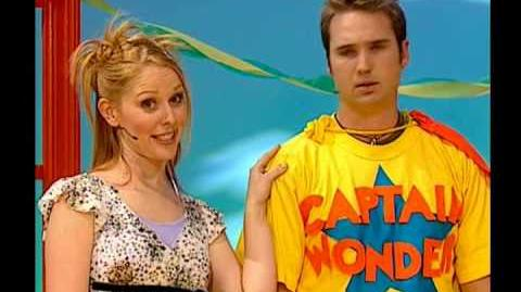 Hi-5 Series 4 - Sharing Stories - Kellie Hoggart - Captain Wonder