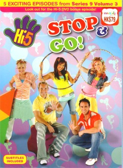 Hi-5 Stop And Go Episodes