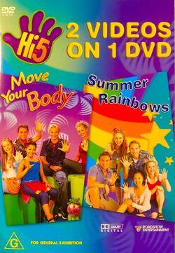 Hi-5 Move Your Body Summer Rainbows