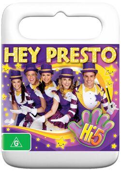 Hey Presto dvd