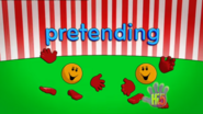 Opening Pretending Day