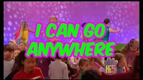 I Can Go Anywhere - Hi-5 - Season 3 Song of the Week-2