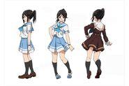 Nozomi anime