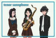 Tenor Sax Member