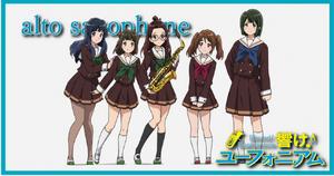 Alto Saxophone Member