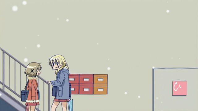 File:Hidamari Sketch Wikia - Season One (A Winter's Collage - 224).jpg