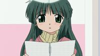Hidamari Sketch Wikia - Season One (A Winter's Collage - 162)