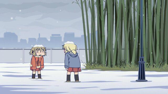 File:Hidamari Sketch Wikia - Season One (A Winter's Collage - 216).jpg