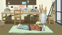Hidamari Sketch Wikia - Season One (A Winter's Collage - 370)