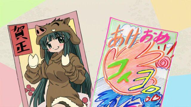 File:Hidamari Sketch Wikia - Season One (A Winter's Collage - 140).jpg