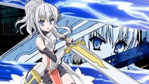 Jeanne Action Shot