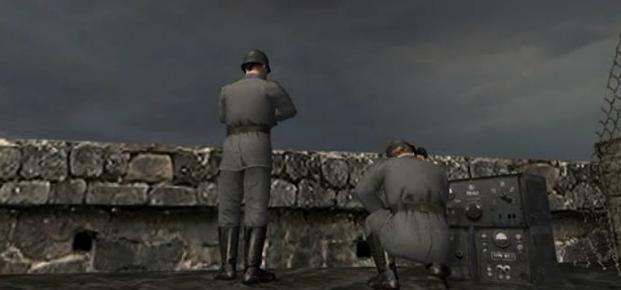 File:Cousen Fortress spotting tower.jpg