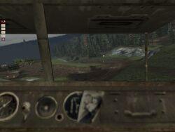M2 Half-Track (front seat 2)