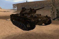 Destroyed Panzer III (Abn-Sin-Oan)