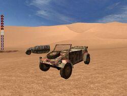 Kubelwagen (Hamada al-Hamra)