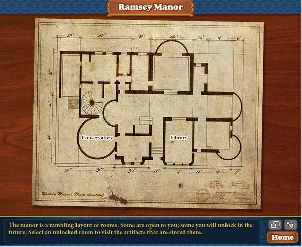 RamseyManor Map