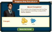 Quest Doggone Dog 10-Rewards