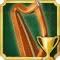 Quest Task Trophy Ancient Harp-icon