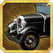 Quest Task Place 1930s Getaway Car-icon