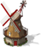 Secluded Windmill-icon