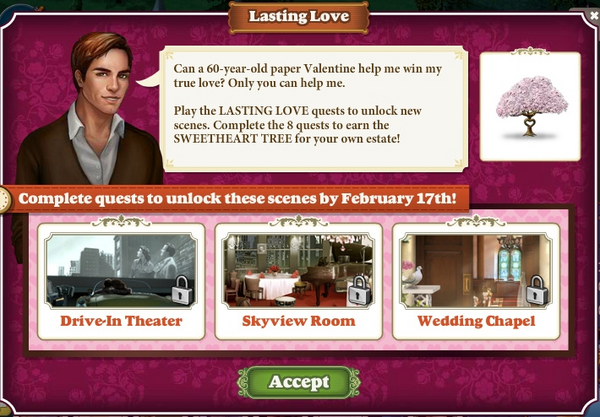Quest Lasting Love-Screenshot