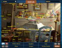 Scene Still Life-Map