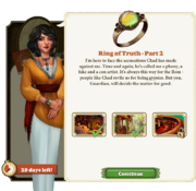 Ring of Truth-Part Two-info