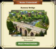 Scene Unlocked Ramsey Bridge (Scene)